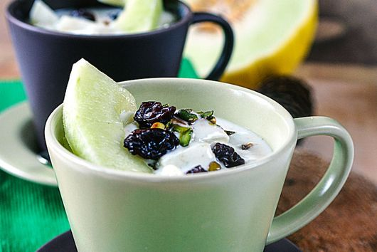 HONEYED HONEY MELON RAITA