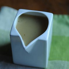 How to Make a Three-Minute Gravy