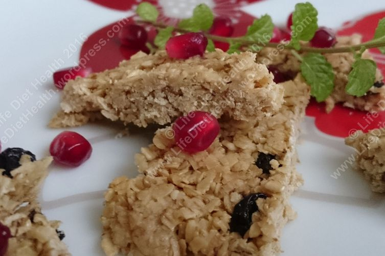 Tahini Flapjack: Vegan & Free-From