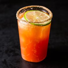 Michelada (a.k.a. Bloody Beer)