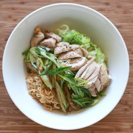 Chicken Noodle Bowl