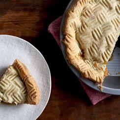 No-Apple Zucchini Pie