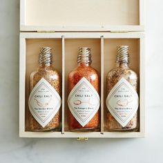 Chili Salt Gift Box