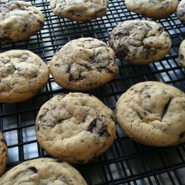 French Vanilla Chocolate Chip Cookies