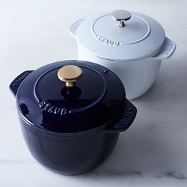 Food52 x Staub Petite French Oven Stovetop Rice Cooker, 1.5QT