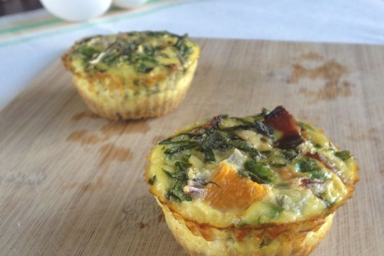 Vegetable & Ricotta Quiche with Gluten-Free Crust