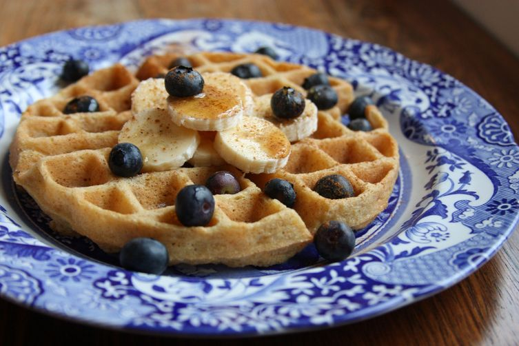 Gluten Free Whole Food Waffles