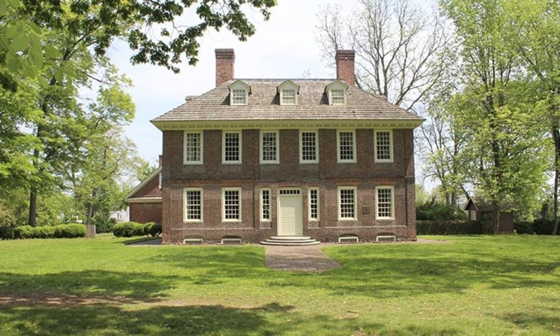 16002 How To Tell Apart The 6 Colonial American Home Styles Why You Should Want To on Georgian Style Homes House Plans