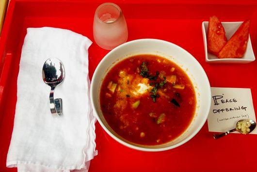 Watermelon Soup (AKA Summer Chili)