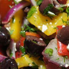 Garden of Eden Mediterranean Salad