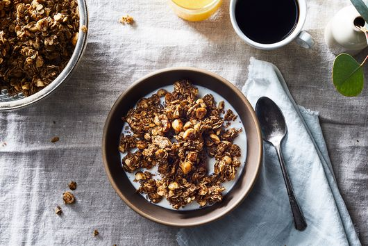 The Best Granola I Ever Made Happened by Mistake