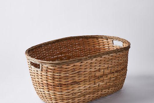 Handmade Tuscan Laundry Basket