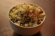 Bacon and Shiso Fried Rice