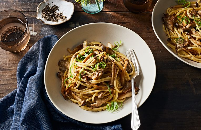 A 30-Minute Creamy Mushroom Pasta With a Secret Ingredient That Makes It