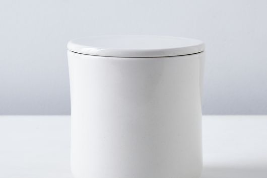 Porcelain Coffee & Tea Canister