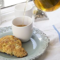 Pear & Ginger Scones