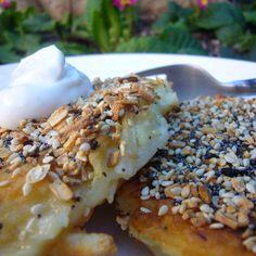 The 'Everything' Potato Pancake