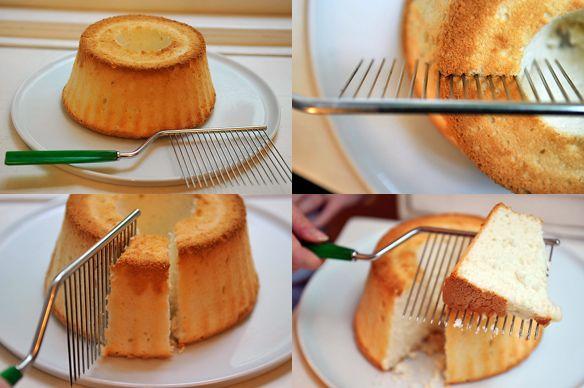 Angel Food Cake Slicer