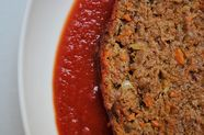 Not Your Cafeteria Meatloaf