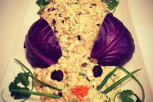 Roommate Egg Salad