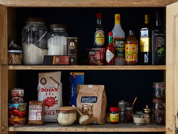 A Play-By-Play Guide to Deep Cleaning Your Pantry This Saturday