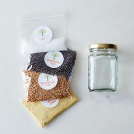 DIY Mustard Kit