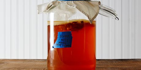 How kombucha brewing turned my kitchen into a smelly source of conflict.