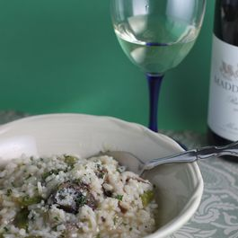 Risotto by Haley Sonneland
