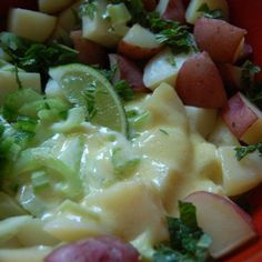 Potato Salad Asian Style Leftover Sunny Spiked Aioli