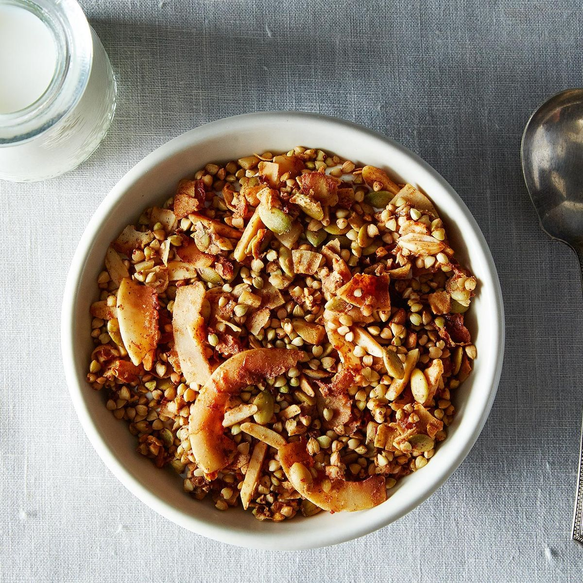 Buckwheat Granola Recipe On Food52