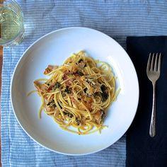 Spaghetti with Fantasy Sauce