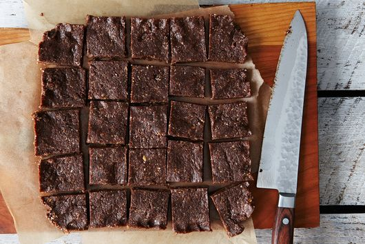 Raw Vegan Chocolate Coconut Bars