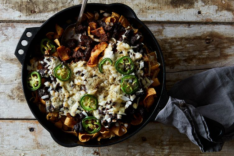 Frito Pie (Or Walking Taco)