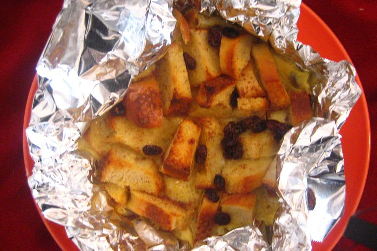 Lazy (wo)mans Bread Pudding