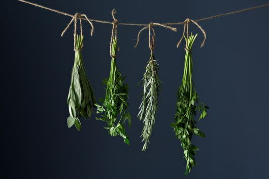 Dried Greek Herbs That Are 2x as Powerful As the Grocery Store's