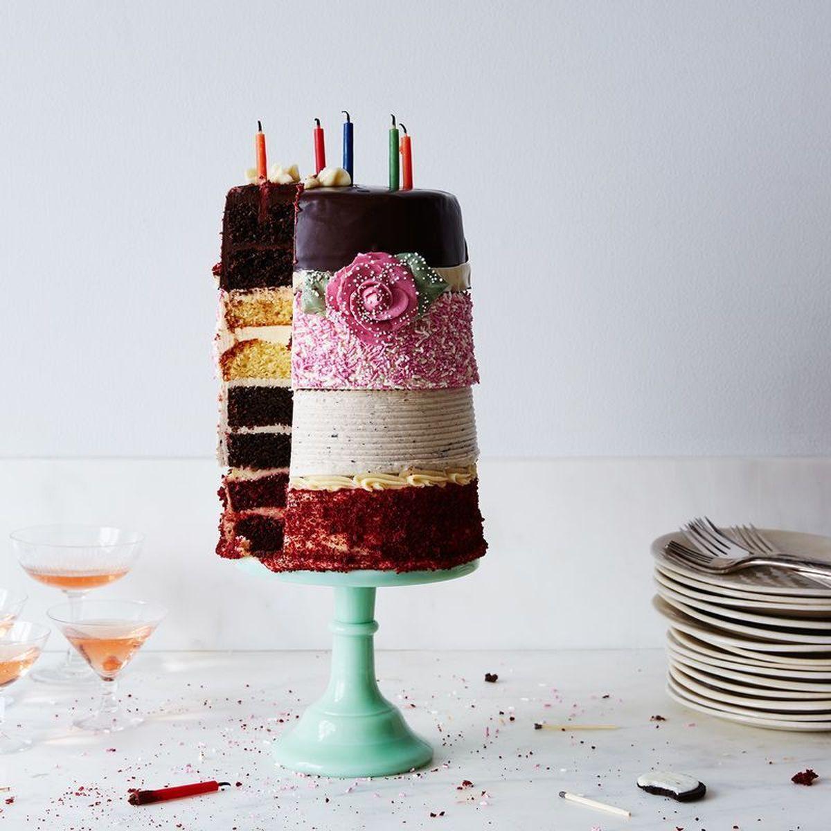 Prime A Four Story Leap Day Birthday Cake Funny Birthday Cards Online Necthendildamsfinfo