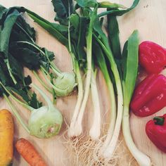 What's in Season This Week (& A Mysterious Allium)
