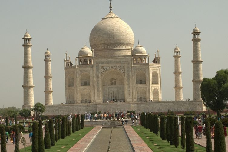 Taj Mahal Salad