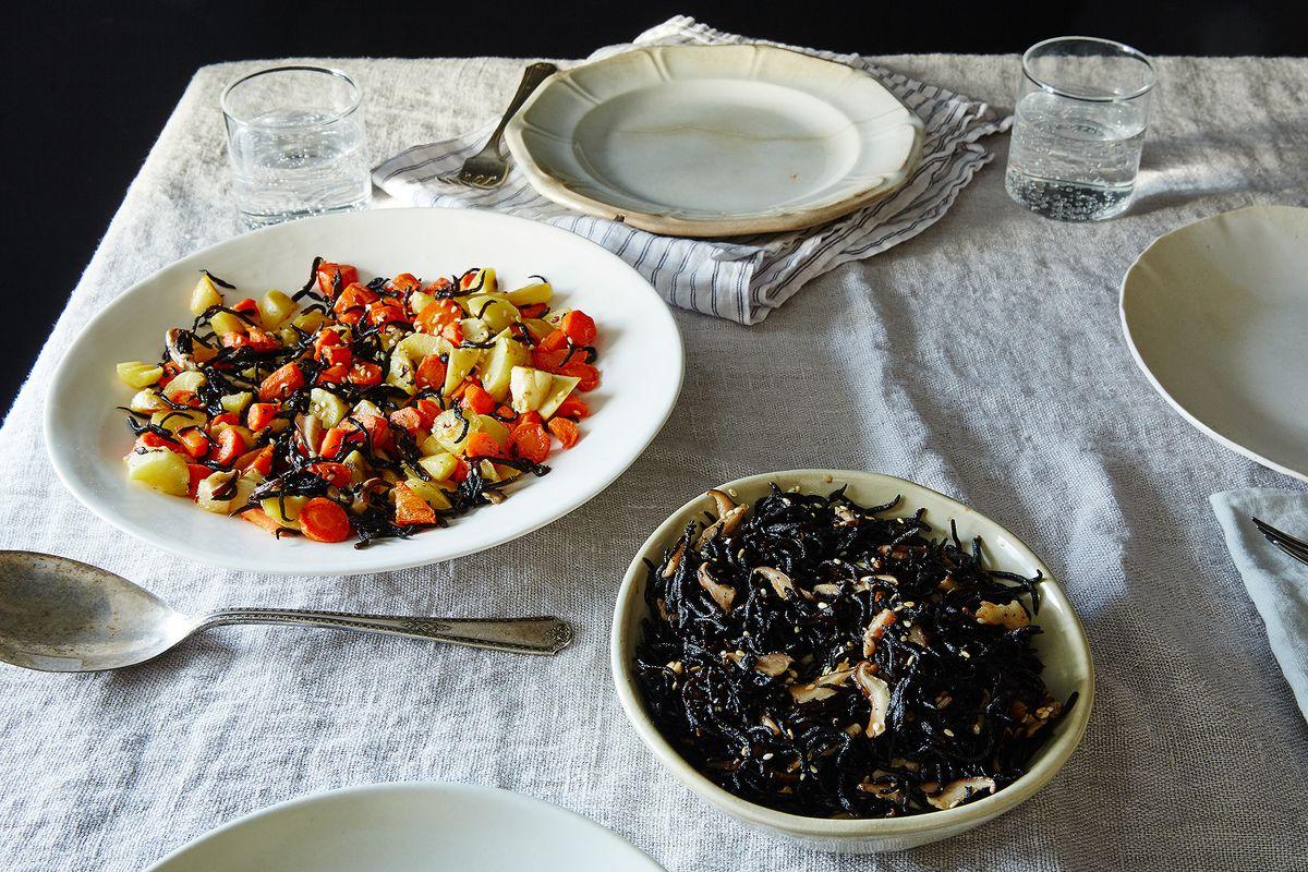 How To Cook Hijiki The Least Seaweedy Seaweed Of All