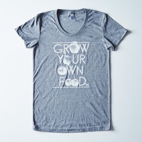 Grow Your Own Food Women's T-Shirt
