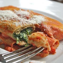 Homemade Cannelloni