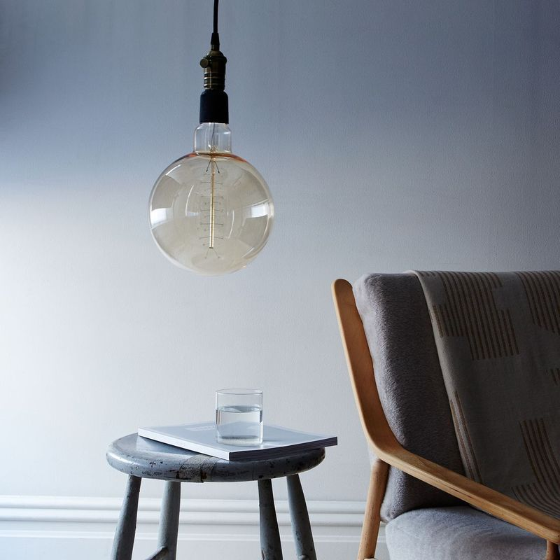 How To Hang Pendant Bulbs And More From Your Ceiling