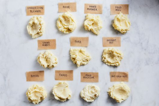 The Absolute Best—& Worst—Way to Mash Potatoes, According to So Many Tests