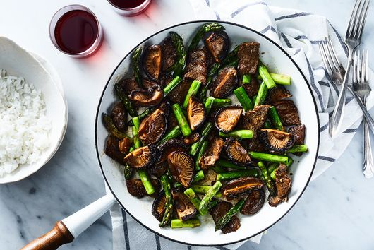 The 15-Minute Stir-Fry As Ready For Spring As You Are