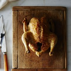 The Best Roast Chicken with Pan Sauce, Revisited