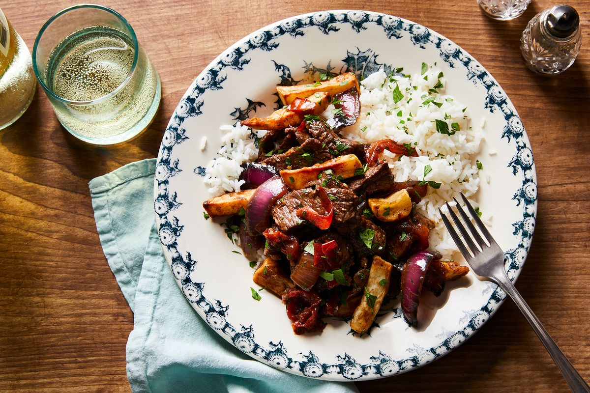 Peruvian Lomo Saltado Actually Comes From Chinese Immigrants