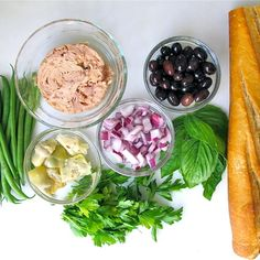Pan Bagnat:  Le French Tuna Salad Sandwich