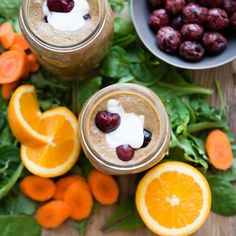 Paleo Green Smoothie: Coconut Cherry