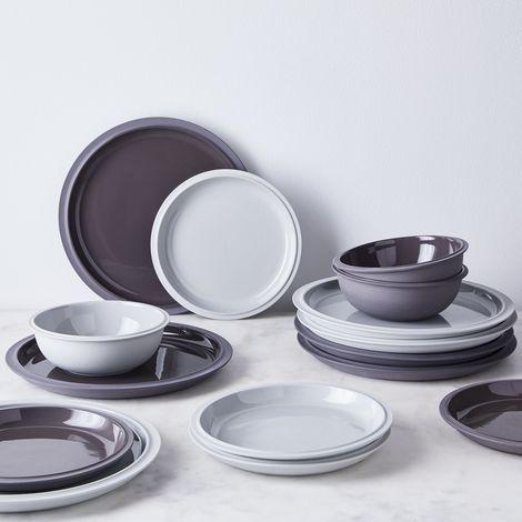 Tinge Porcelain Dinnerware
