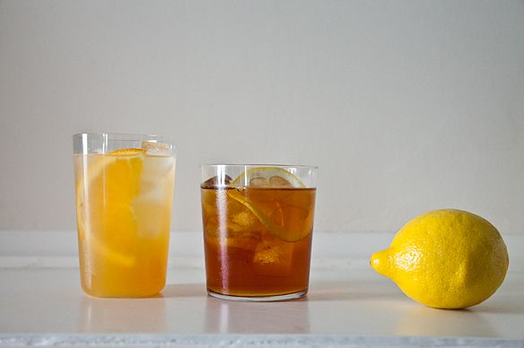 Mint Iced Tea on Food52